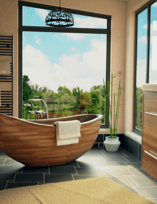Luxe Bathtub