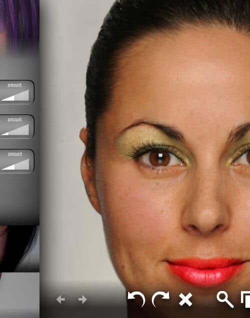 Make-up App