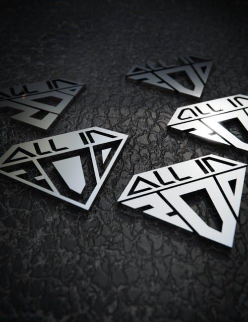 All In 200 Logo