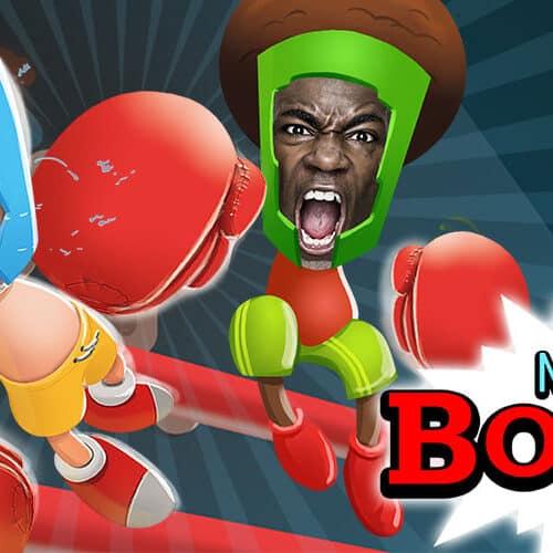 Mini Me Boxing